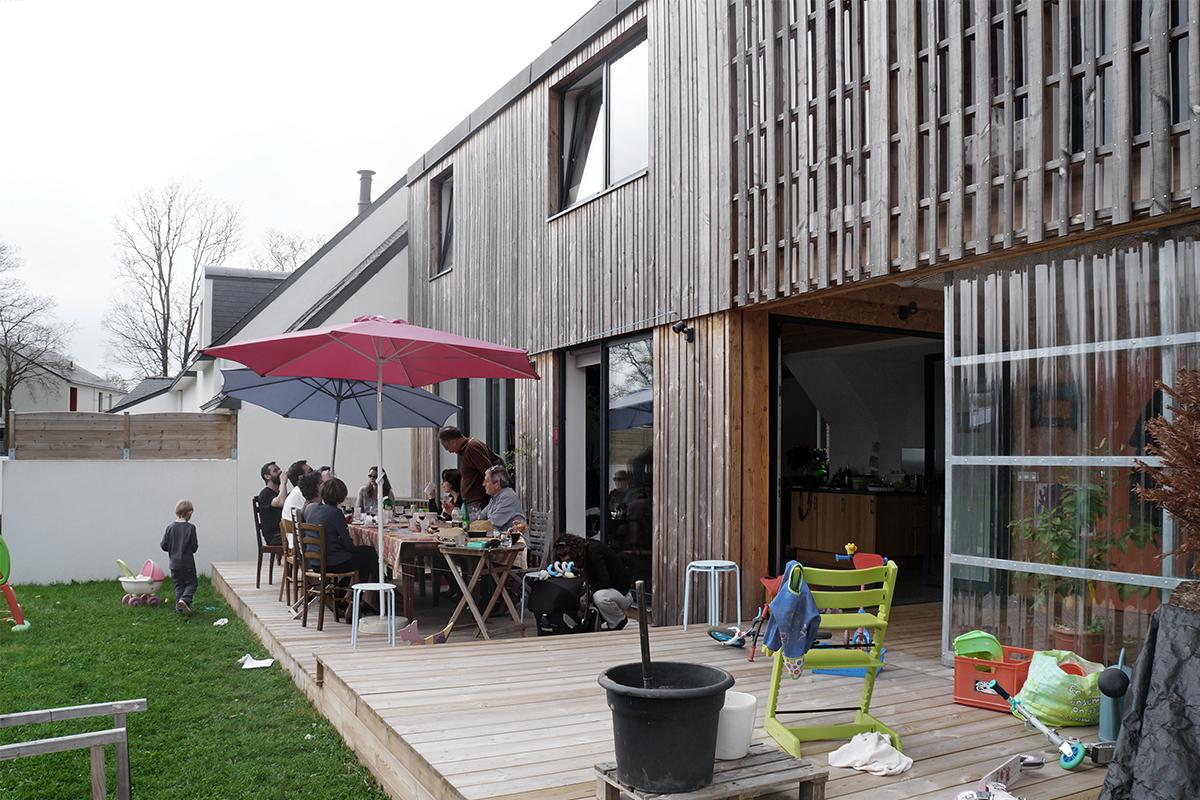 maison lam baden laus architectes. Black Bedroom Furniture Sets. Home Design Ideas