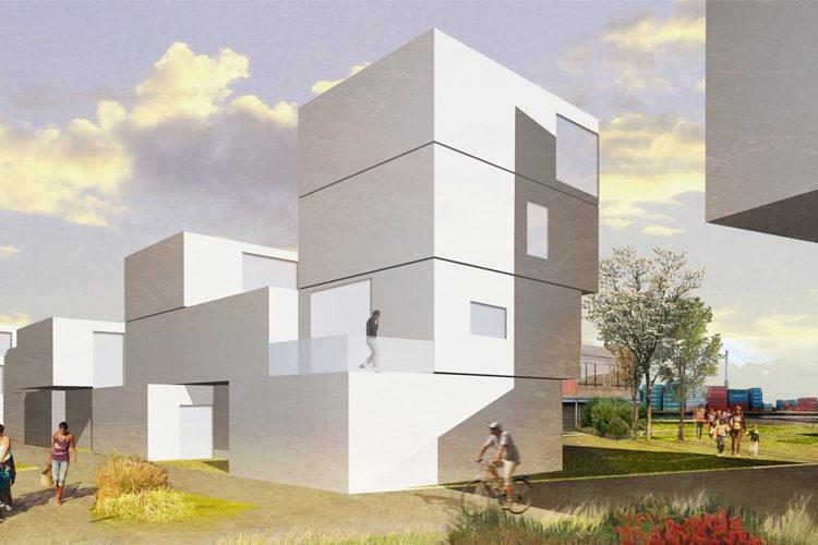 requalification du site sud marceau laus architectes. Black Bedroom Furniture Sets. Home Design Ideas